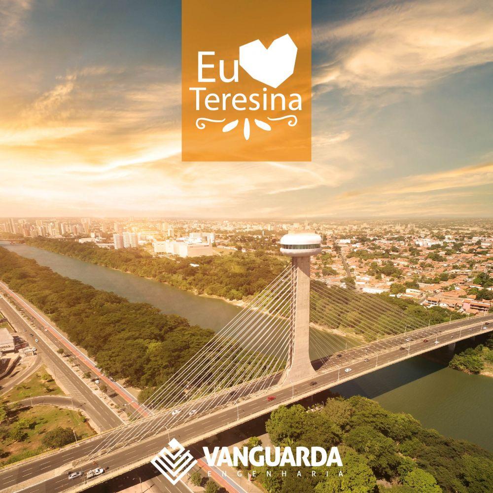 Eu amo Teresina - Mirante da Ponte Estaiada