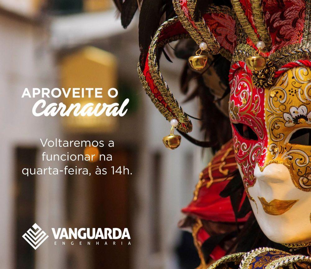 Funcionamento no Carnaval 2019