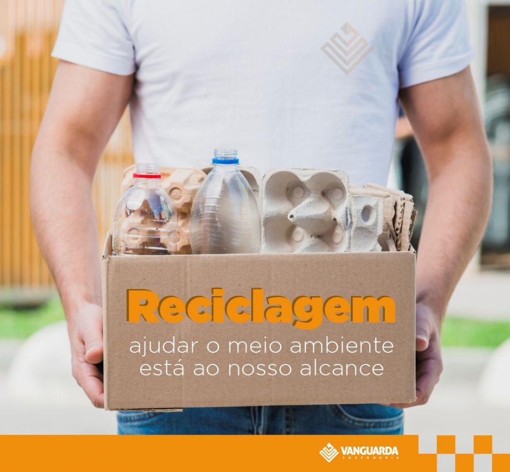 Reciclagem: saiba a sua importância para o meio ambiente