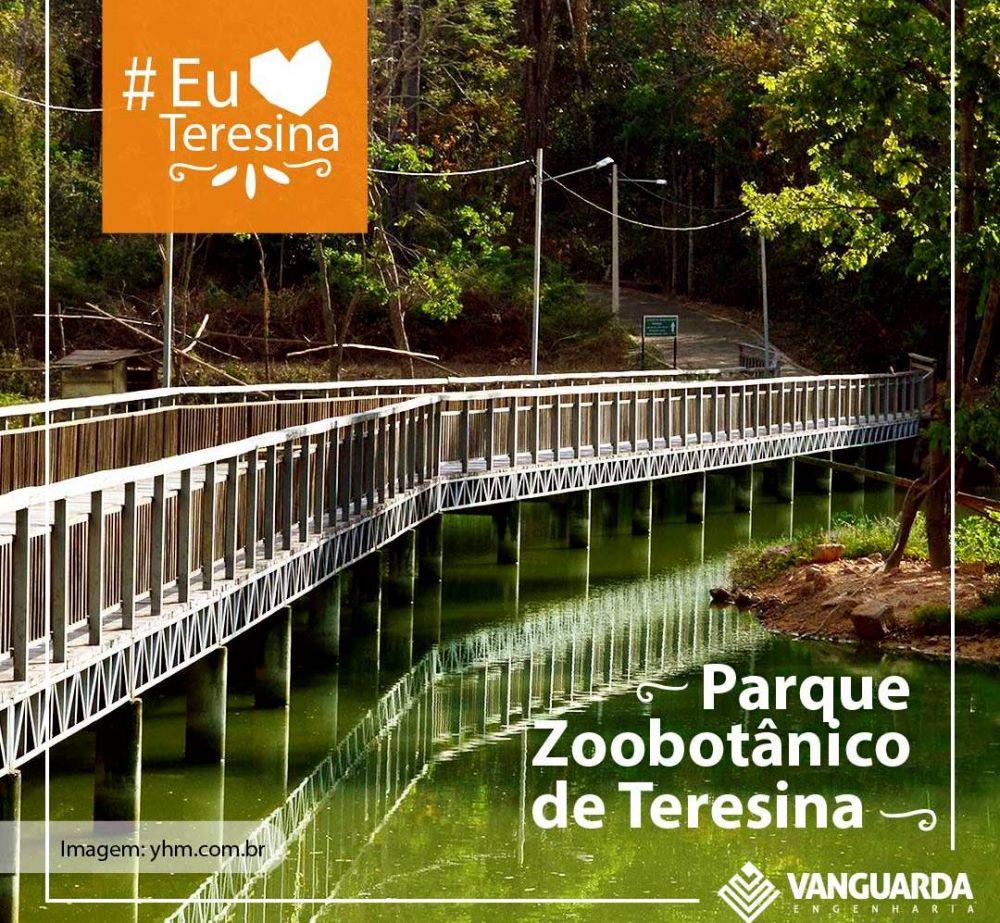 Eu Amo Teresina - Parque Zoobotânico de Teresina
